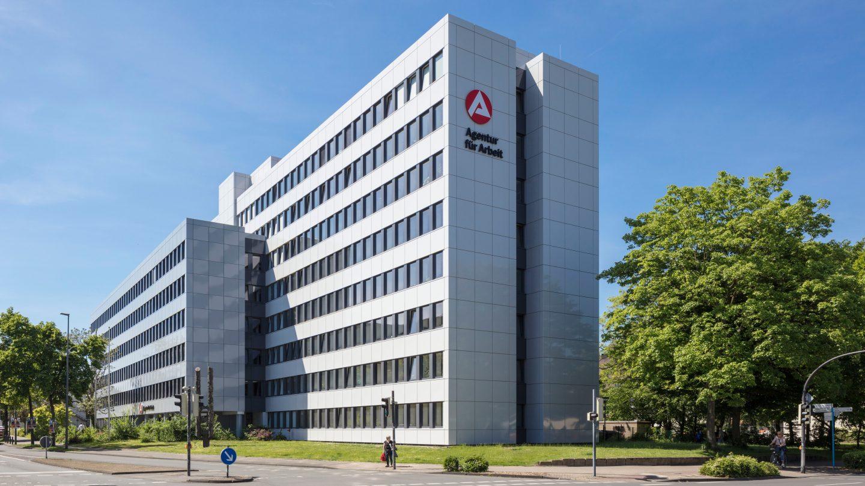 Agentur für Arbeit in Hamm