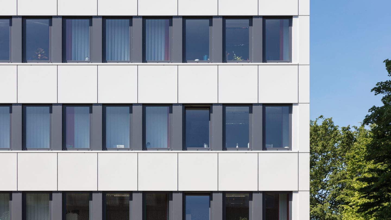 Fassadenraster