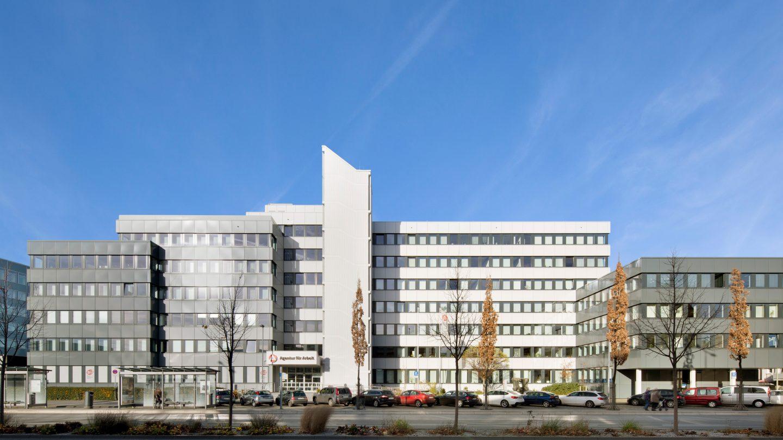 Agentur für Arbeit in Paderborn