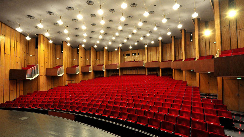 Innenansicht Theatersaal