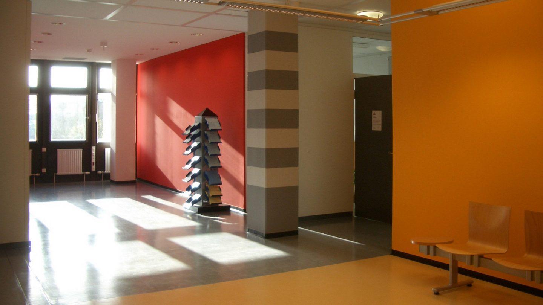 Institutsgebäude EF 50