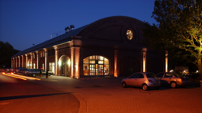 """Bürger- und Kulturzentrum """"Rohrmeisterei"""""""