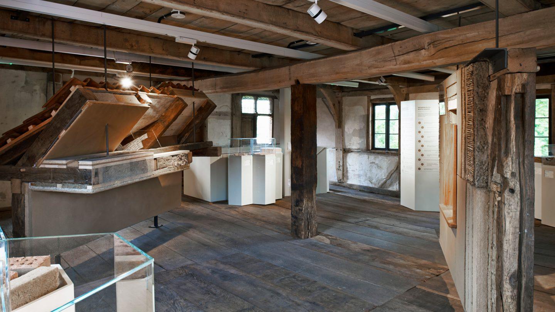 Ausstellung Ökologisch Bauen/Sanieren
