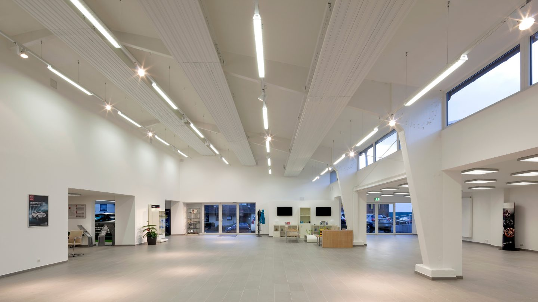 Showroom Autohaus